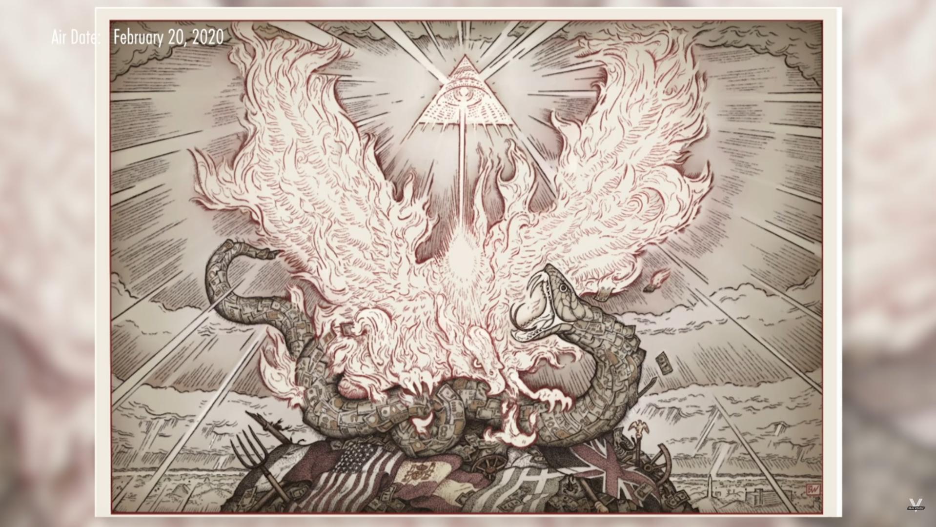Hawk and Serpent 1